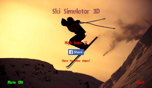 Ski Simulator 3D