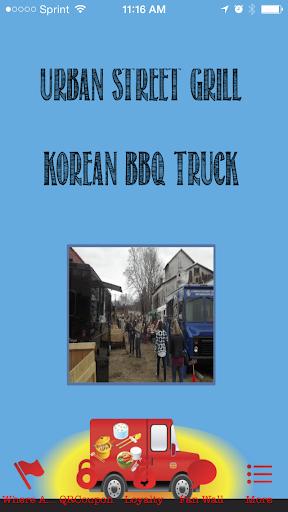 Urban Street Grill BBQ Truck