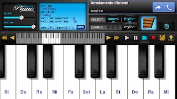 Screenshot of Super Piano FREE HD