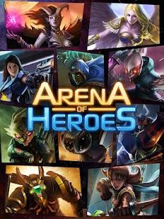 Arena of Heroes - screenshot thumbnail