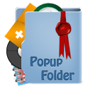 Popup Folder icon