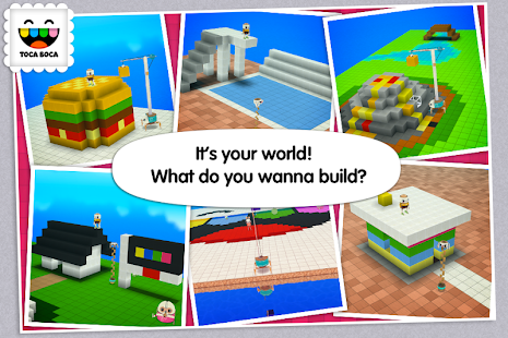 Toca Builders - screenshot thumbnail
