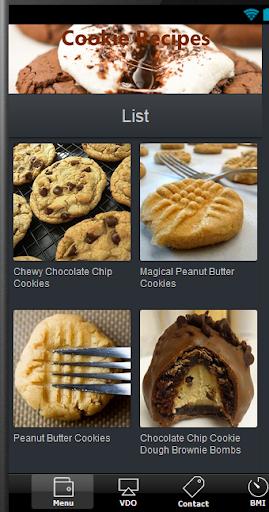 简单的饼干食谱