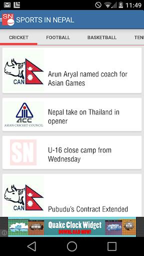 Sports In Nepal