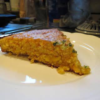 Creamed Corn (gf) Cornbread.