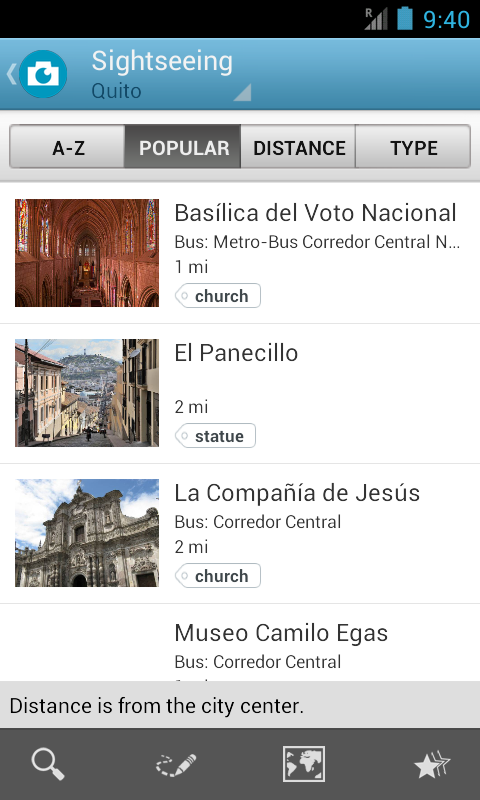 Ecuador Travel Guide- screenshot