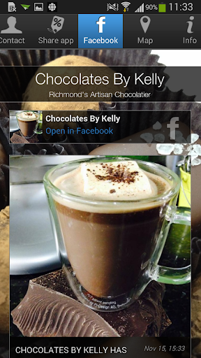 玩商業App|Chocolates By Kelly免費|APP試玩