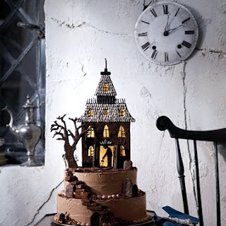 Devil's Food Cake Batter