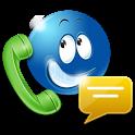 Fake Call & SMS & Call Logs icon
