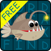 Kids Word Search Lite: Nature