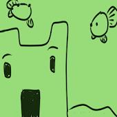 Pixel Fish Live Wallpaper