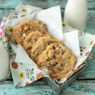 Triple Chip Oatmeal Cookies Recipe