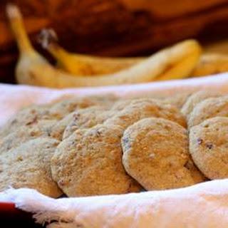 Banana Cake Cookies