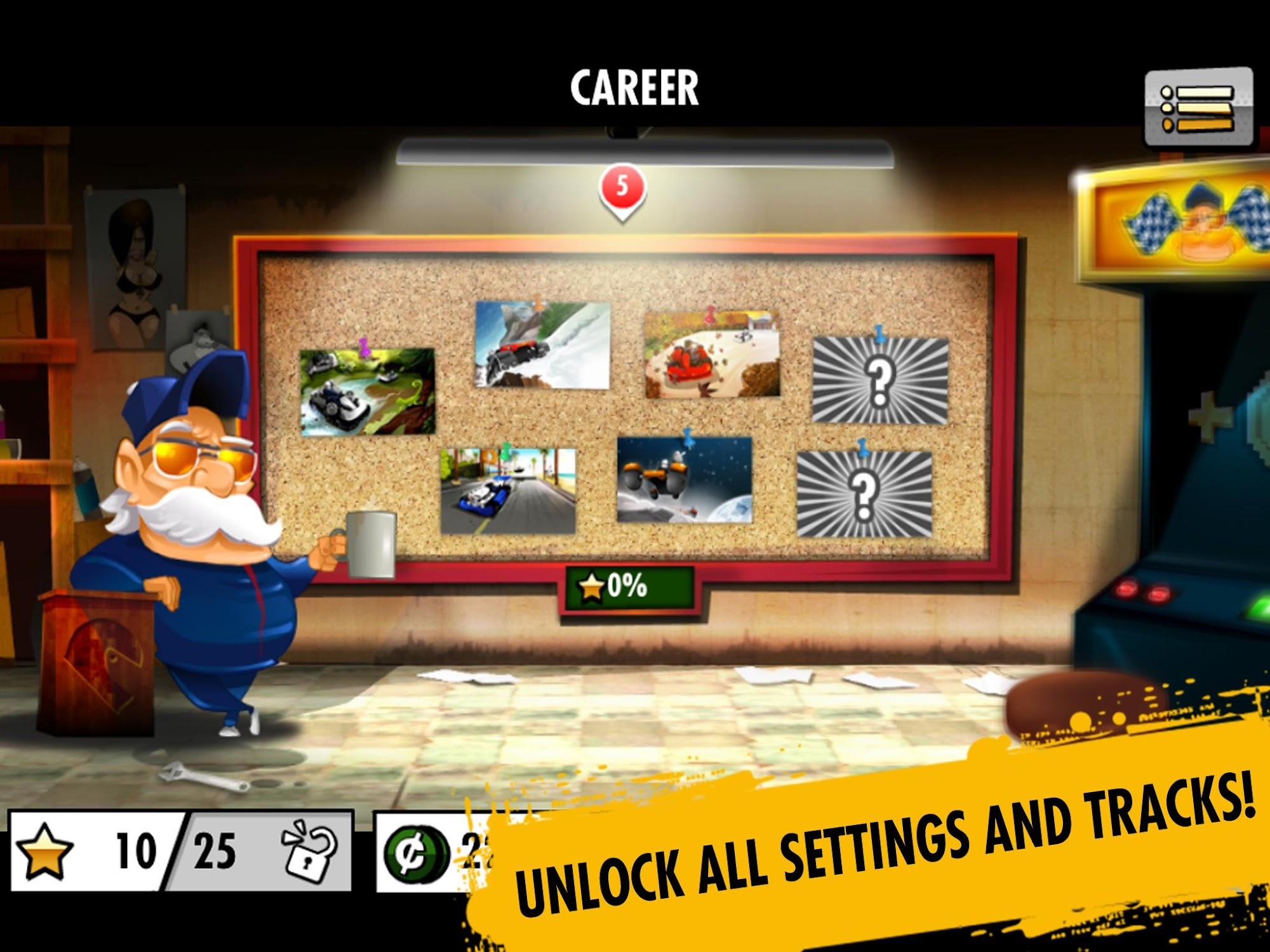 Red Bull Kart Fighter 3 screenshot #6