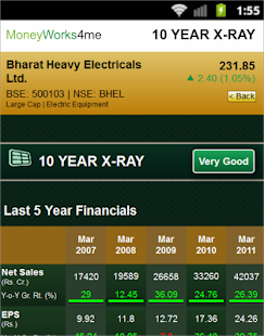 My Stock Genie - Indian Stocks - screenshot thumbnail