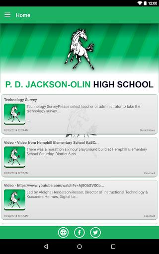【免費教育App】P. D. Jackson-Olin-APP點子