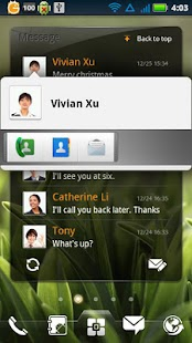 EZ SMS Widget - screenshot thumbnail