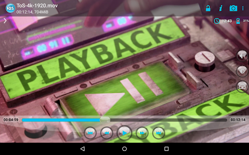 BSPlayer FREE- miniatura screenshot