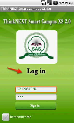 SAS - ThinkNEXT Smart Campus