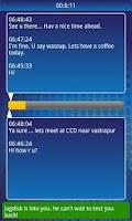 Screenshot of Friendship Meter