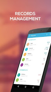 Financiator: Expense Manager- screenshot thumbnail