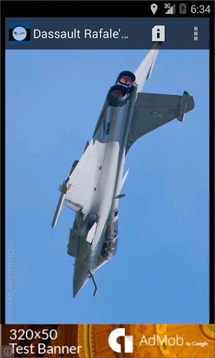Dassault Rafale's Album Lite