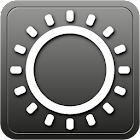 One Click Brightness Widget icon