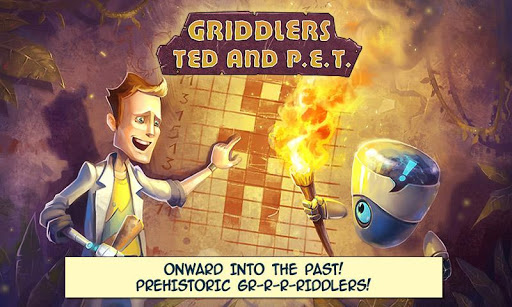 Griddlers. Ted and P.E.T. Free