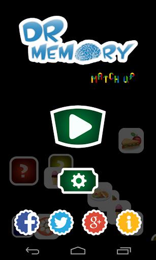 記憶遊戲 ® Dr. Memory