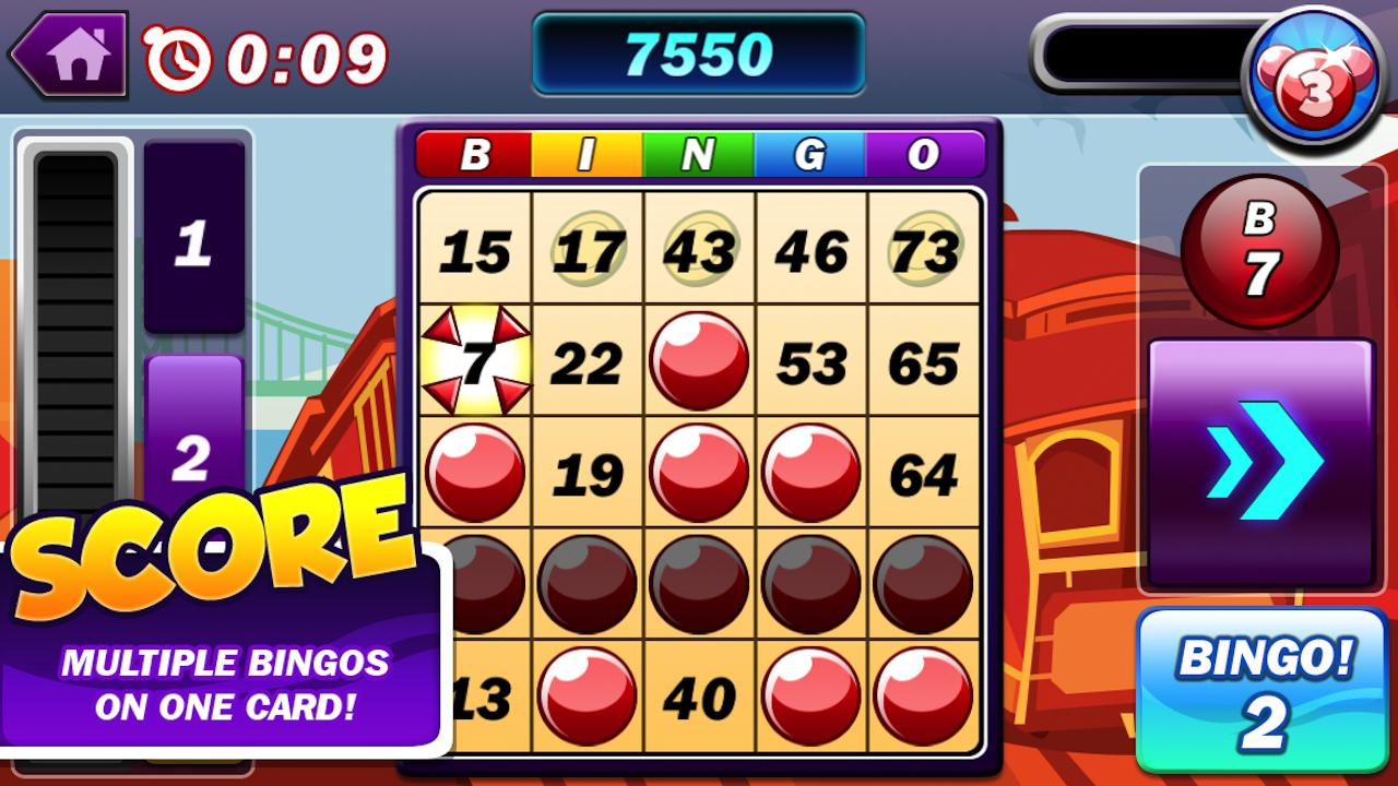 Bingo Blast- screenshot