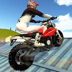 Daredevil Stunt Rider 3D