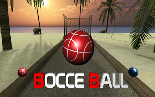 Bocce Ball- screenshot thumbnail