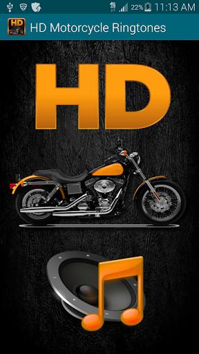 HD Motorcycle Ringtones