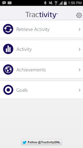 Tractivity App for Phones
