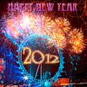 2012 New Year Live Wallpaper