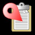 GPS Copy icon