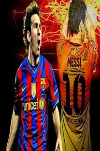 Lionel Messi Live Wallpaper - screenshot thumbnail