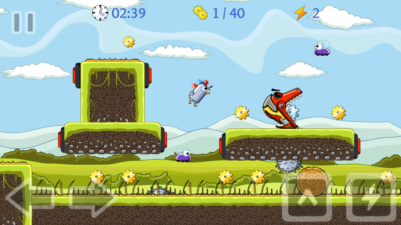 Kentucky Robo Chicken- screenshot