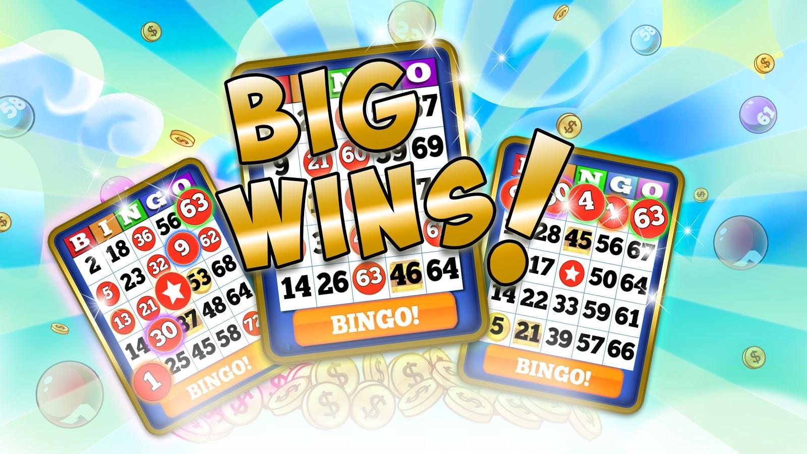 Bingo Heaven Free Bingo Game Android Apps On Google Play