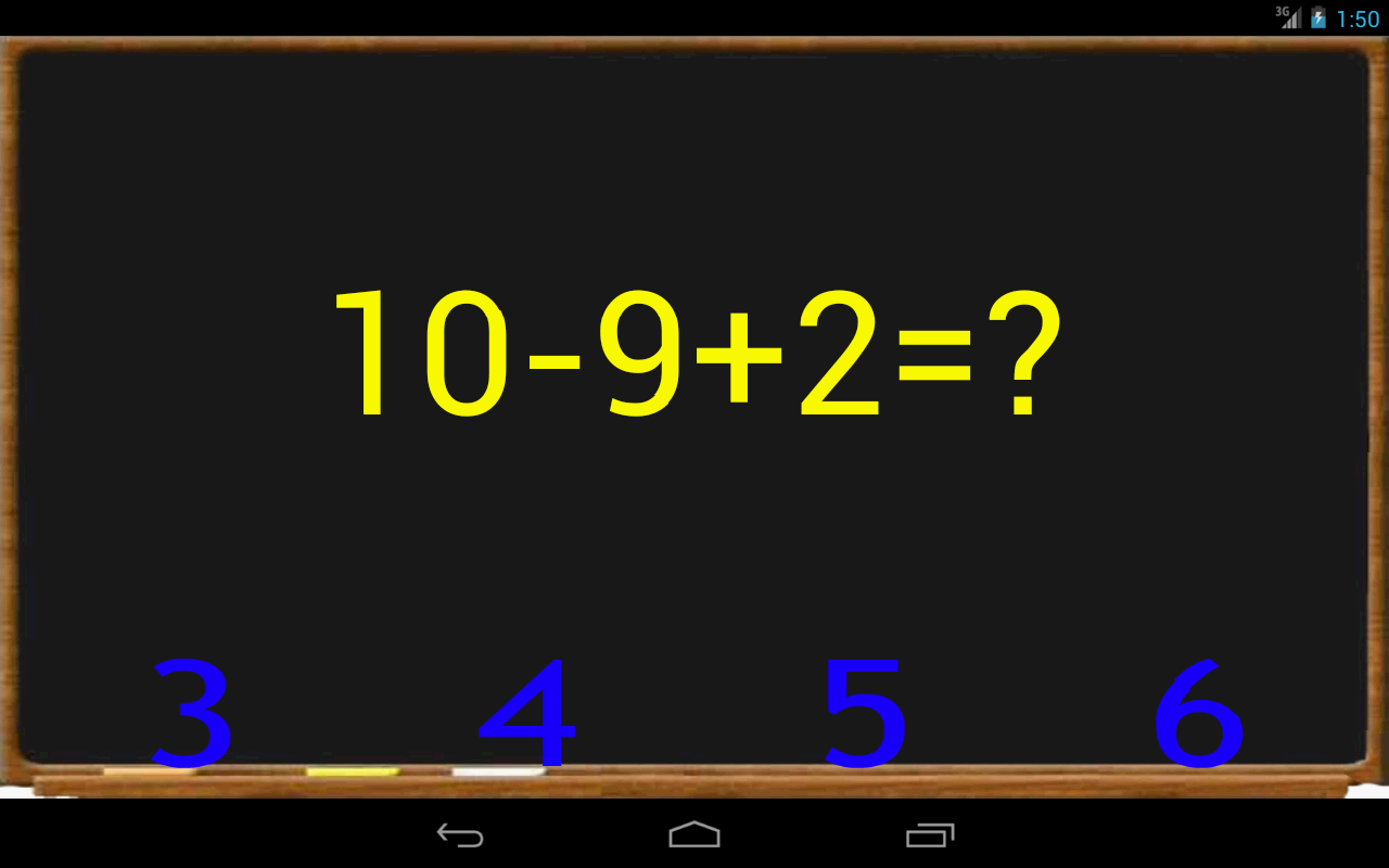 Qiziqarli matematika - Android Apps on Google Play