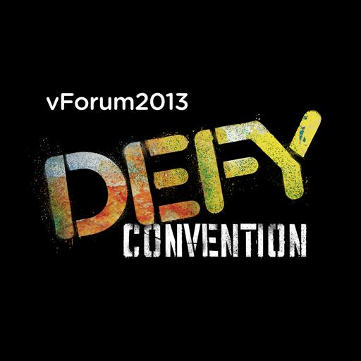 vForum 2013 商業 App LOGO-硬是要APP