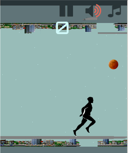 Runner Gravity