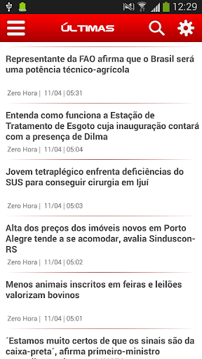 Últimas Notícias Brasil