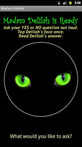 Madam Delilah Fortune Teller