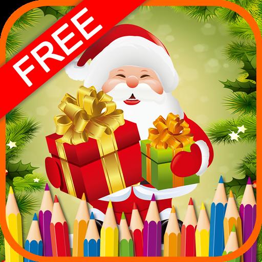 ColoringBook: Christmas (FREE)
