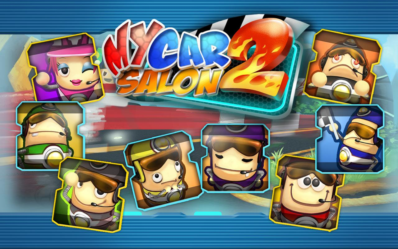 My Car Salon 2- screenshot