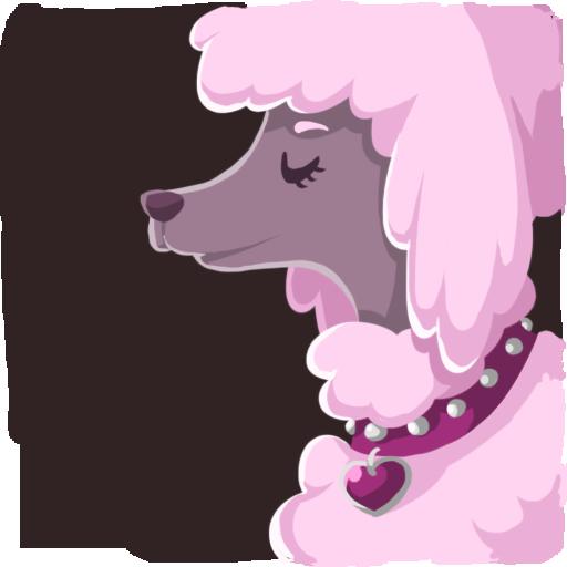 益智の犬の細事 LOGO-記事Game