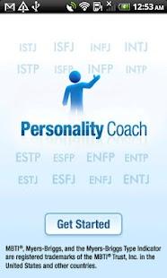 Personality Coach Lite