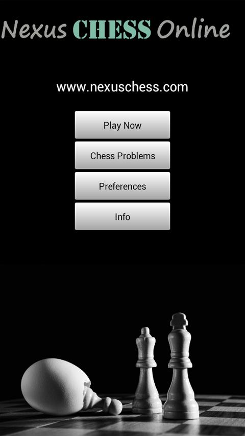 Nexus Online Chess Multiplayer- screenshot