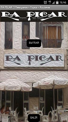 Restaurante Pa Picar